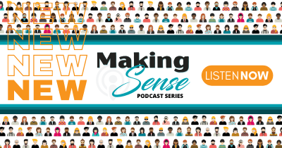 New Making Sense Podcast Series